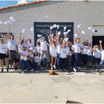 Actividades en equipo en el Centro de Ocuio Luis Miguel